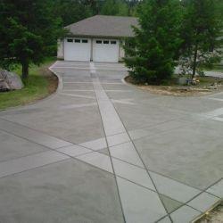 Concrete Driveway Vancouver